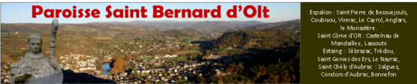 saint Bernard d'Olt Espalion