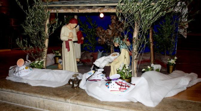 Messe de Noël à Espalion