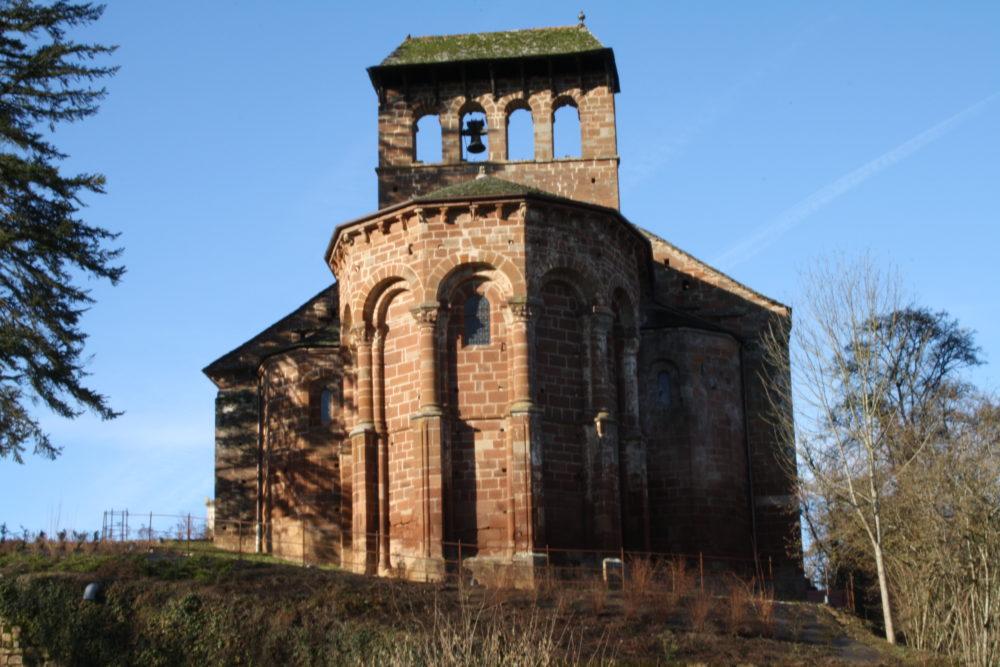 église de Perse