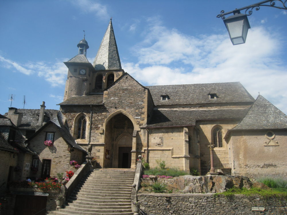 église d'Estaing