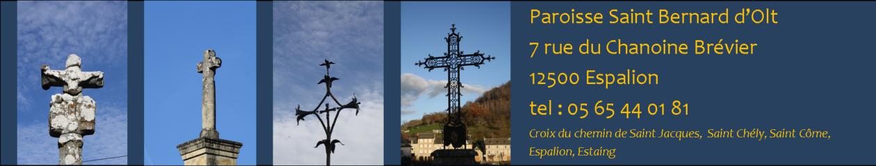 Paroisse Saint Bernard d'Olt Espalion