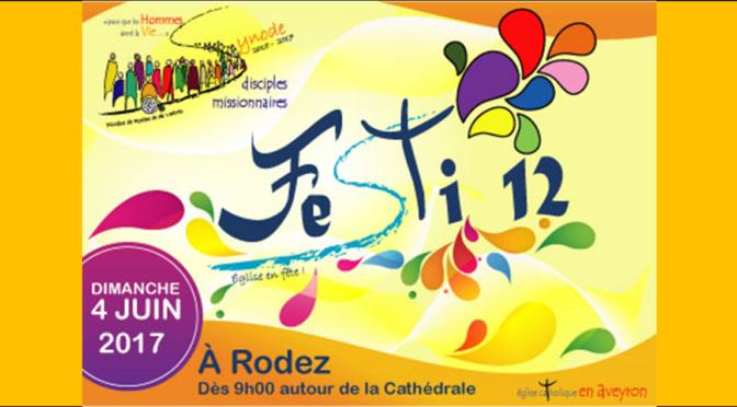 Festi 12 le 4 juin
