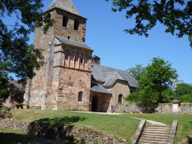 église de Saint Pierre de Bessuéjouls