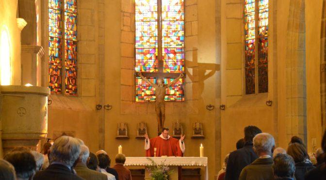 Messe des Saints, Côme et Damien 24 septembre 2017