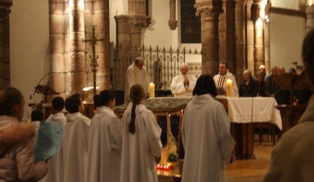 Messes de Noël sur la paroisse