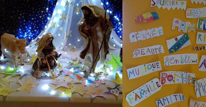 Noël à l'école Sainte Marie