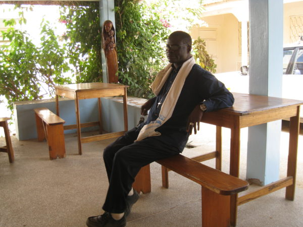Frère Dominique NGOM