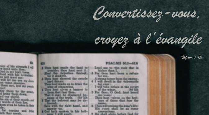 Messes semaine du 18 février