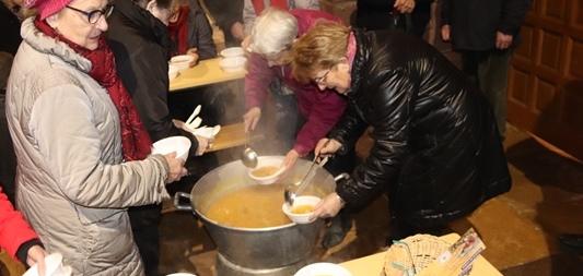 """""""la soupe solidaire"""""""