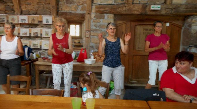 Escapade estivale avec le Secours Catholique