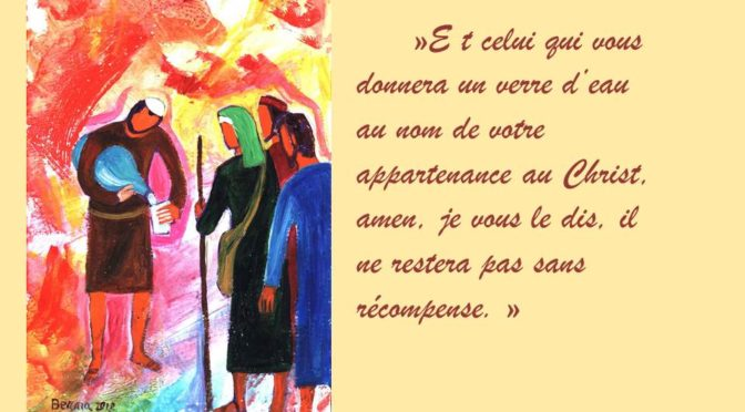Messes semaine du 30 septembre