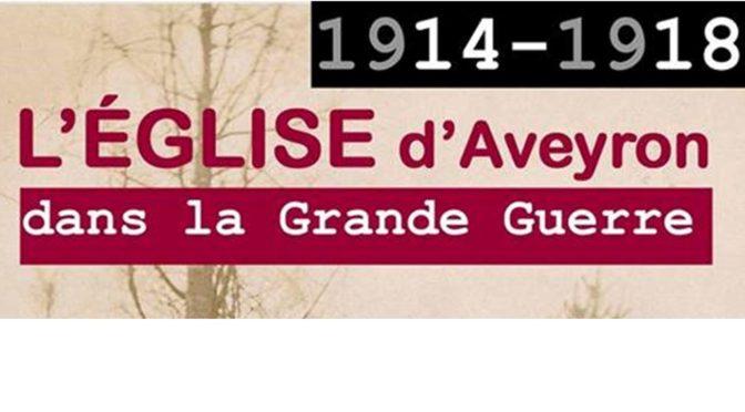 L'Église d'Aveyron dans la Grande Guerre