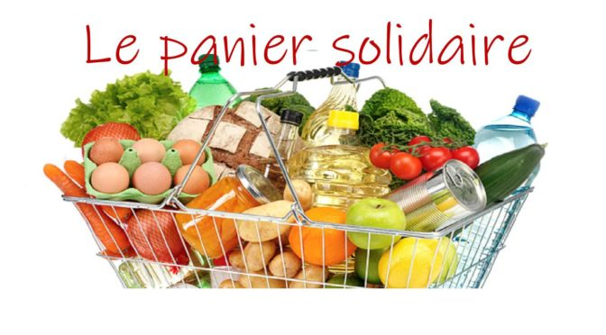 Panier solidaire