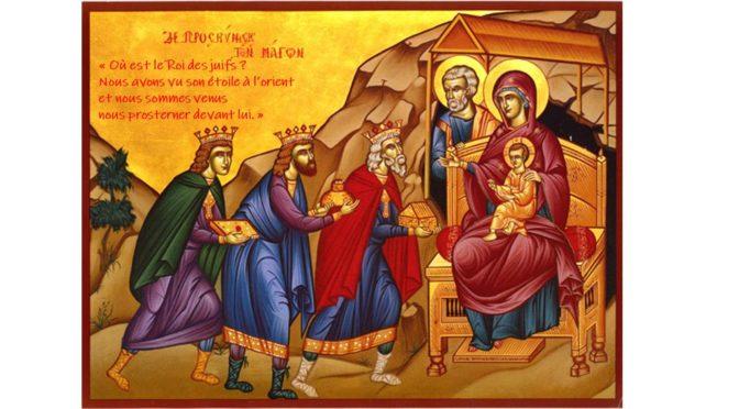 Messes semaine du 6 Janvier