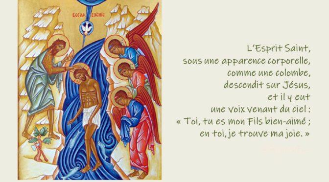 Messes semaine du 13 janvier