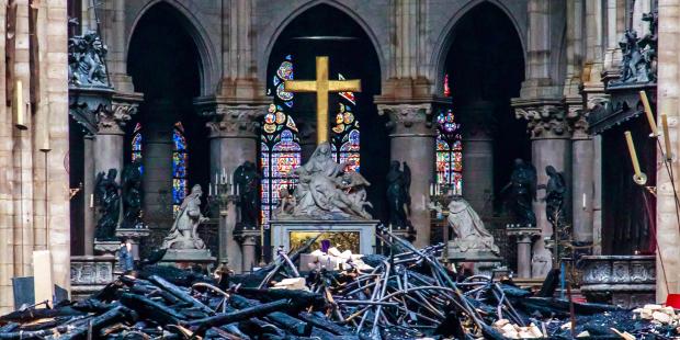 Faire un don pour la reconstruction de Notre Dame de Paris…