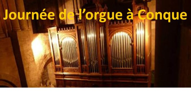 Journée de l'orgue