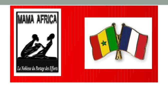 nouvelles de l'Association MAMA AFRICA