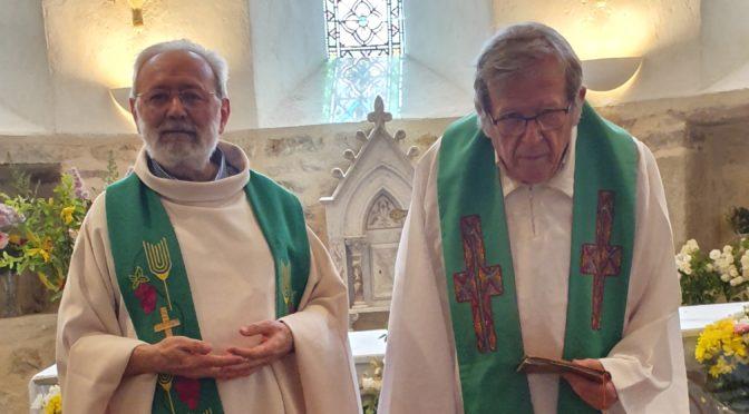 50 ans de sacerdoce de deux prêtres originaires de la paroisse