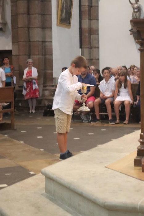 Procession Eucharistique