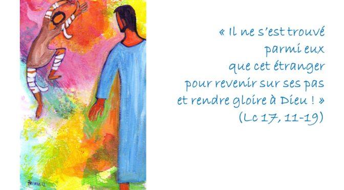 Horaire des messes semaine du 13 octobre