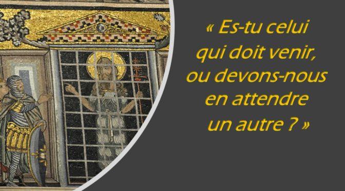 Horaire des messes semaine du 15 décembre