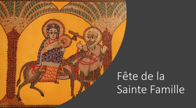 Horaire des messes semaine du 29 décembre