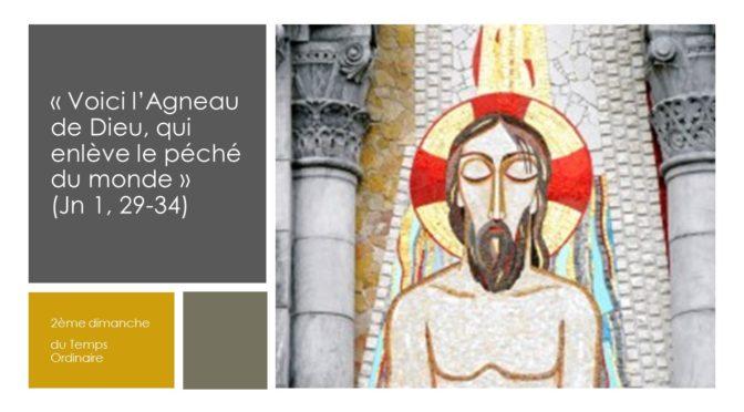 Horaire des messes semaine du 19 janvier