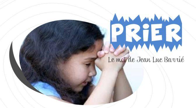 """""""Seigneur, apprends nous à prier. """""""