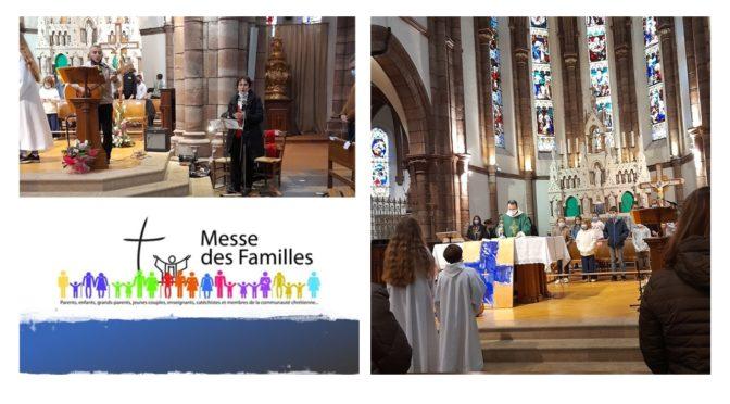 Messe des familles du 7 février