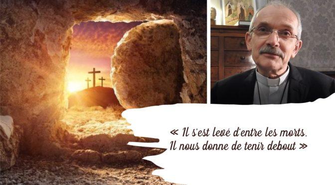 Message pascal de Mgr François FONLUPT