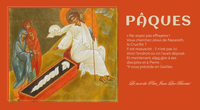 Christ est Ressuscité!