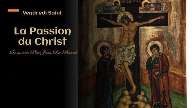 Après la passion il y aura la résurrection …
