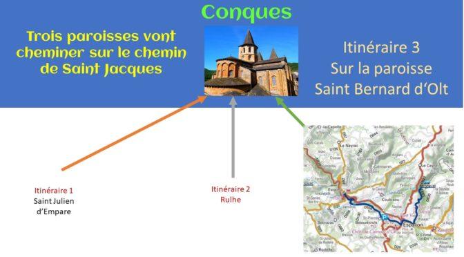 Cheminer avec les jeunes sur le chemin de Saint Jacques en cette année jubilaire….