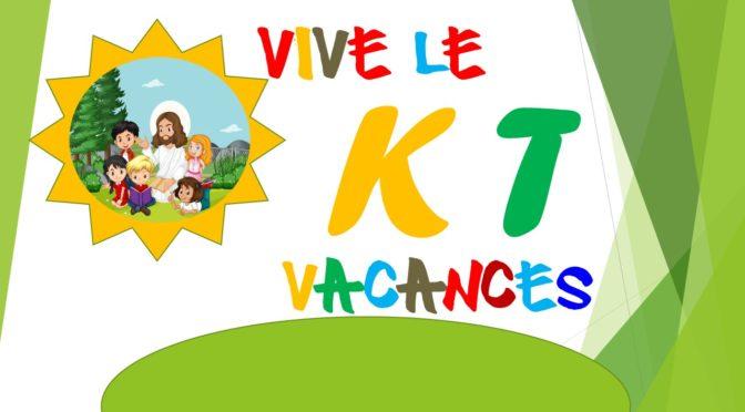 Vacances KT