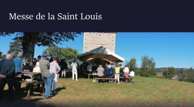 29 août à Saint Geniez-des-Ers.